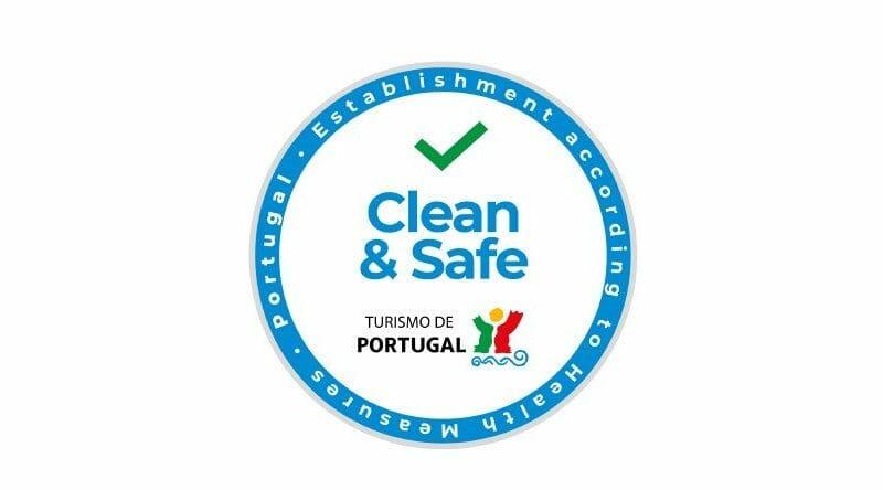 Etichetta Clean & Safe