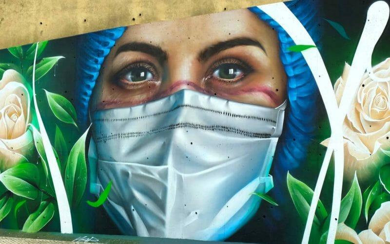 murales lisbona infermieri