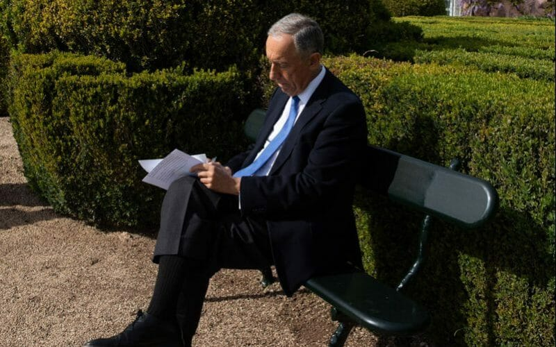 presidente della repubblica Portogallo
